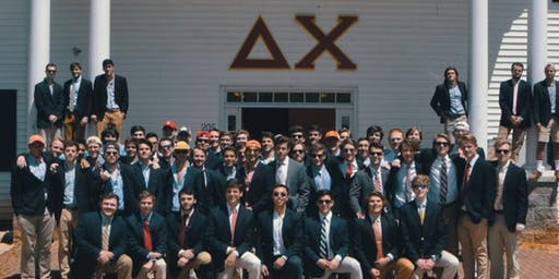 Delta Chi Man's Weekend 2019