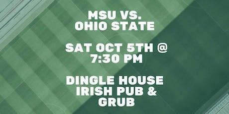 Cincinnati Spartans Gamewatch - MSU vs. OSU tickets