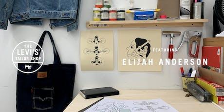 Levi's® Tailor Shop featuring Elijah Anderson tickets