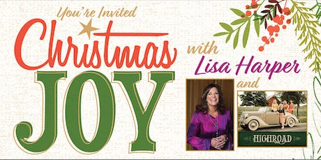 Christmas Joy with Lisa Harper tickets