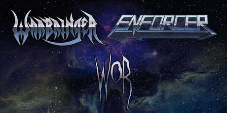 WARBRINGER/ Enforcer /WoR/ Sentry tickets