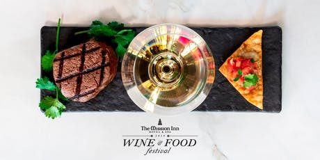Mission Inn Hotel and Spa's Wine & Food Festival 2019 tickets
