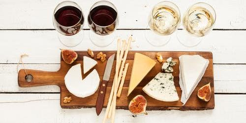 Wine and Cheese with Jackie and Corrin @ the Village