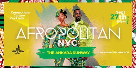 AfropolitanNYC - Nigerian Independence & African Heritage Month Celebration tickets