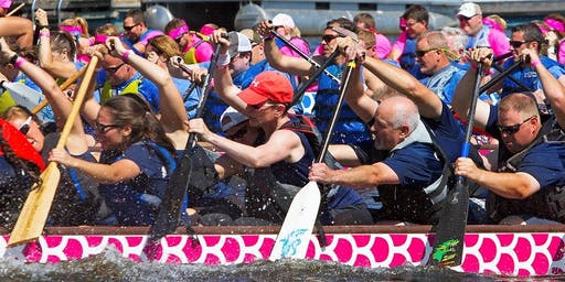 2020 Big Blue Dragon Boat Festival