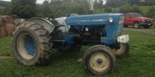 Farm Machinery and Tractor Safety