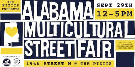 Alabama Multicultural Street Fair tickets
