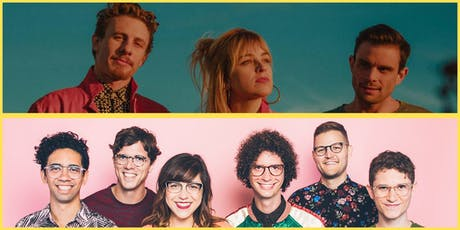 Givers & Sweet Crude tickets