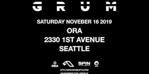 GRUM at Ora