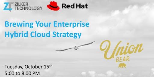 Brewing Your Enterprise Hybrid Cloud Strategy
