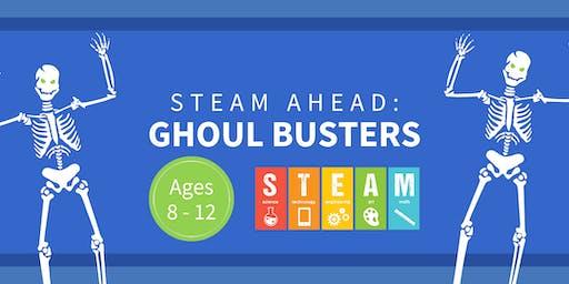 STEAM Ahead: Ghoul Busters