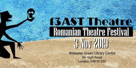 f3AST Theatre - Romanian Theatre Festival tickets