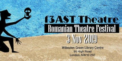 f3AST Theatre - Romanian Theatre Festival