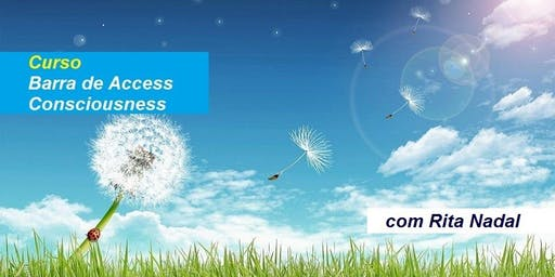 Curso Barra de Access Consciousness® - Rita Nadal
