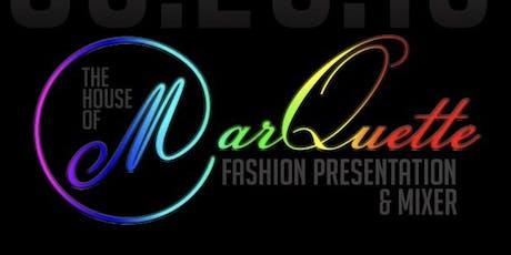 The Marquette Fashion Mixer tickets