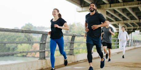Run with lululemon Mont Mall at Rock Creek Park tickets