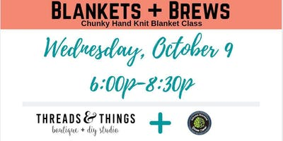 Blankets + Brews at Grand Rounds Brewing Company