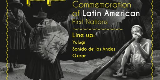 TRENG TRENG Commemoration of Latin American First Nations