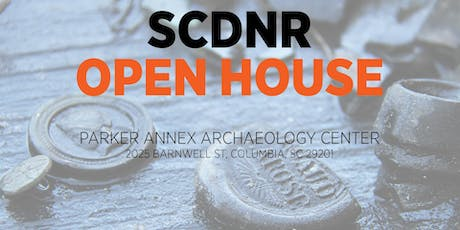 2nd Annual Parker Annex Archaeology Center Open House tickets