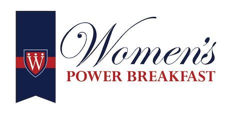 Women's Power Breakfast, October 4, 2019 tickets