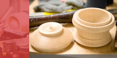 Basingstoke Store - Wide Rim & Natural Edged Bowls With SAW