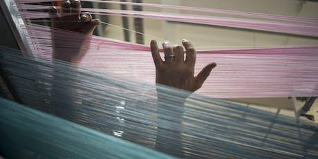 3D Weaving Taster tickets