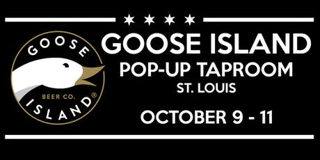 Goose Island Pop-Up Taproom: Night 1 tickets