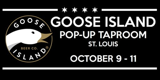 Goose Island Pop-Up Taproom: Night 1