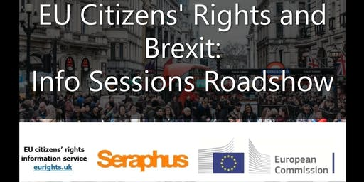EU Citizens' Rights and Brexit: Birmingham Info Session
