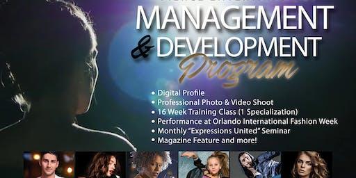 Information Session: Management & Development Program Open House