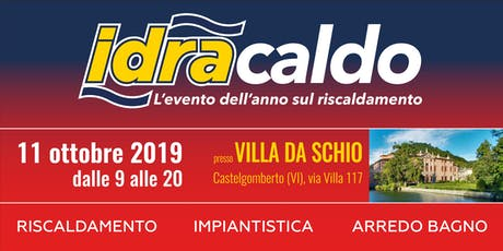 Idracaldo 2019 biglietti