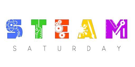 STEAM Saturday AGE 8-10