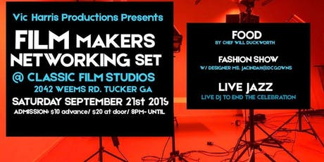FILM Makers Networking Set tickets