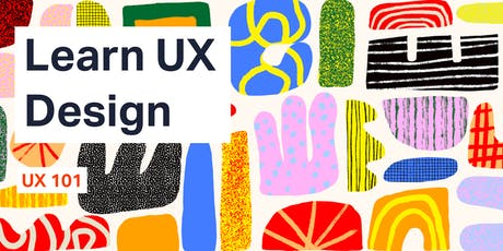 UX 101 - 2-Day User Experience Bootcamp tickets