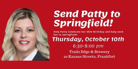 Send Patty to Springfield! tickets