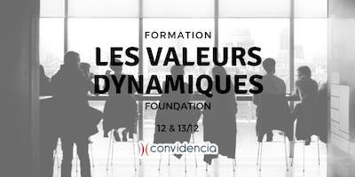 """Valeurs Dynamiques : formation au module \""""Foundation\"""" [DECEMBRE 2019]"""