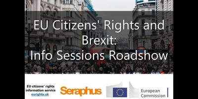 EU Citizens' Rights and Brexit: Craigavon Info Session