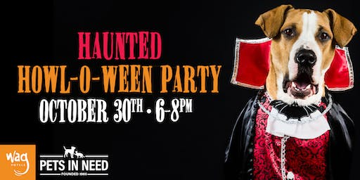 6th Annual Haunted Howl-o-ween Party for Dogs at Wag Hotels Redwood City
