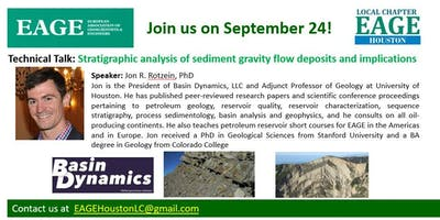 Stratigraphic analysis of sediment gravity flow deposits and implications