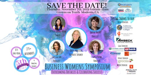5TH Annual Business Women's Symposium