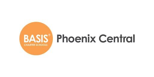BASIS Phoenix Central - Open House