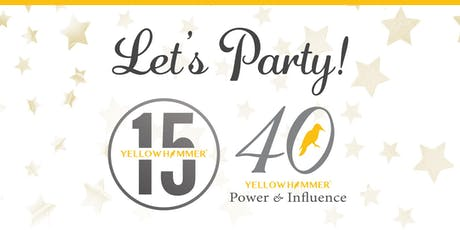 Yellowhammer Power of Service tickets