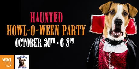 6th Annual Haunted Howl-o-ween Party for Dogs at Wag Hotels San Diego tickets