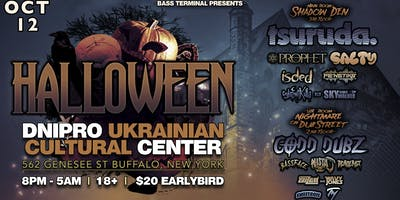 Bass Terminal Presents: Halloween