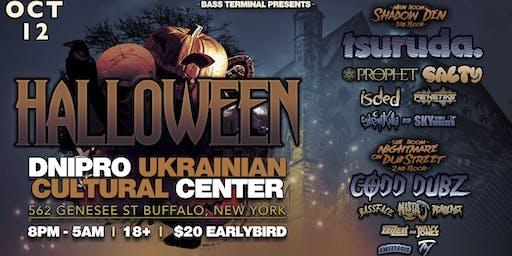 Bass Terminal Presents: Halloween