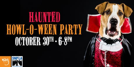 6th Annual Haunted Howl-o-ween Party for Dogs at Wag Hotels Hollywood tickets