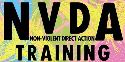 NVDA Training, Extinction Rebellion Waltham Forest