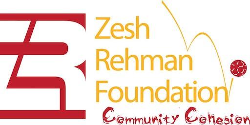 Guest Speaker: Zesh Rahmen