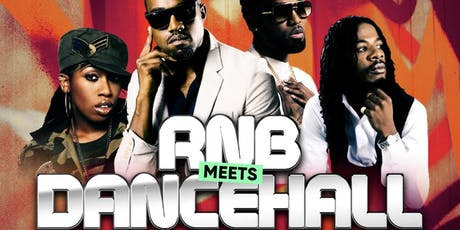 RnB Meets Dancehall - London's Biggest RnB & Bashment Party tickets