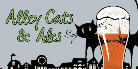 Alley Cats & Ales tickets